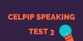 CELPIP Listening: Tips and Guidelines - high test score